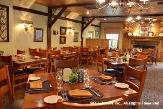 The Olde Mill Inn: William Childs Dining Room