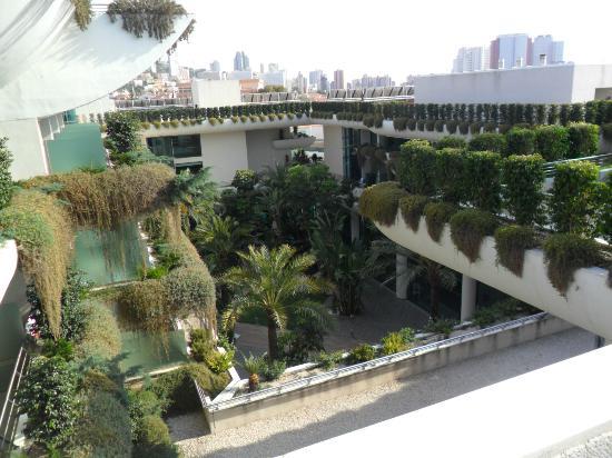Hotel Deloix Aqua Center: court yard