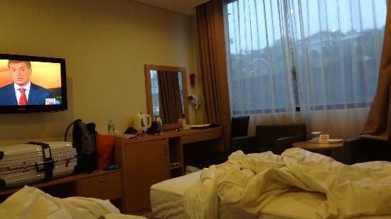 Hamilton Hotel Seoul: 禁煙ツインルーム
