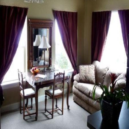 Hotel Savoy: Interior