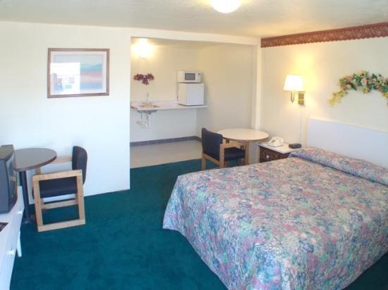 Nite Inn - Eugene: Standard Queen