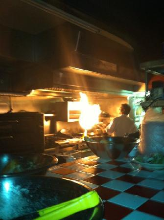 Rosa's Pizzeria : Chef Domenick!