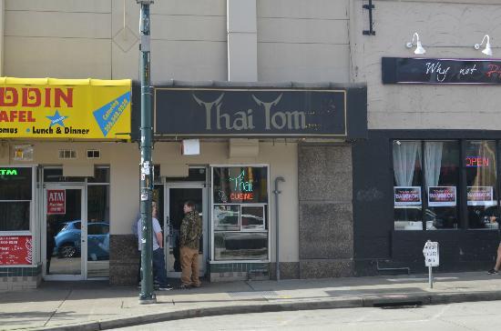 Thai Tom Seattle University District Restaurant Reviews Phone Number Photos Tripadvisor
