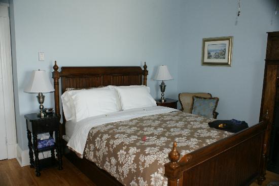 The King George Bed & Breakfast: Room