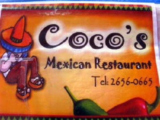 Coco's Mexican Restaurant : Coco's