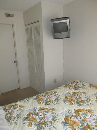 San-a-bel: Master Bedroom ~ door leads to bathroom. #307