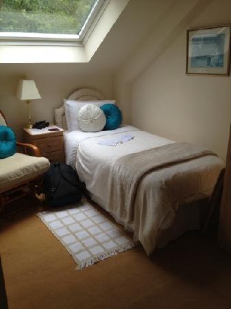 Craigpark House: single room