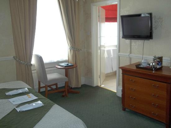 Royal Hotel: Room Corner