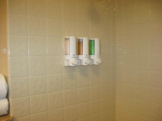 Drury Inn Indianapolis Northwest: Conditioner, Shampoo, Shower Gel