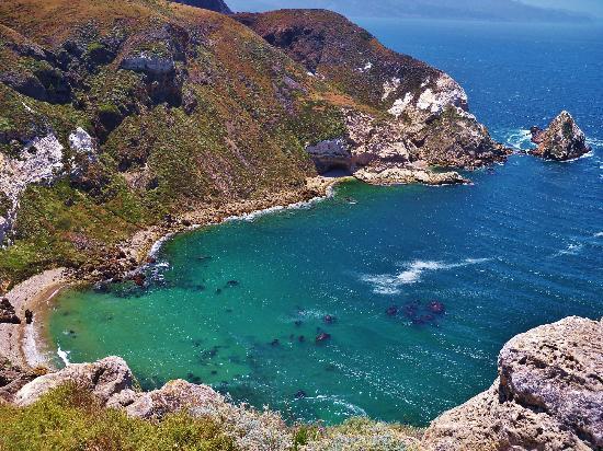 Channel Islands National Park, แคลิฟอร์เนีย: Potato Harbor