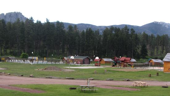 Mount Rushmore KOA at Palmer Gulch Resort: Hill City KOA Campgrounds