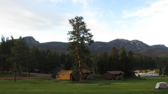 Mount Rushmore KOA at Palmer Gulch: Hill City KOA Campgrounds
