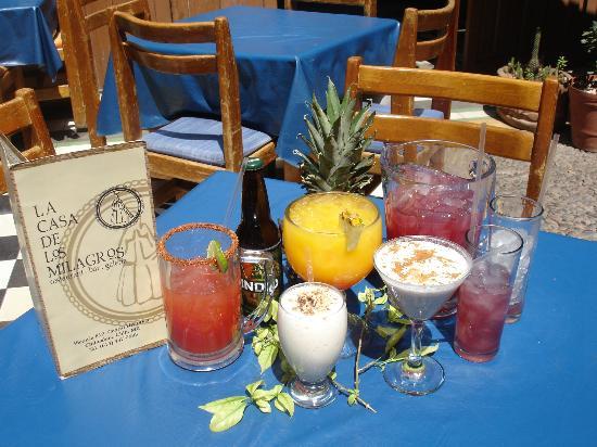 La Casa de los Milagros: EL MEJOR CAFE DE LA CIUDAD