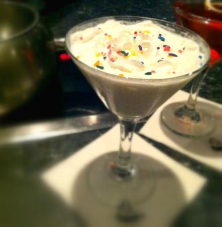 The Melting Pot: Birthday cake, watermelon martinis