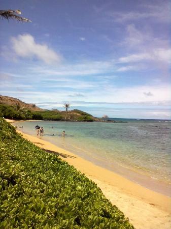 Hotel Molokai: westend beach