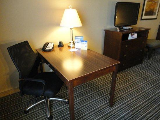 Best Western Rimstone Ridge Hotel: Lots of space