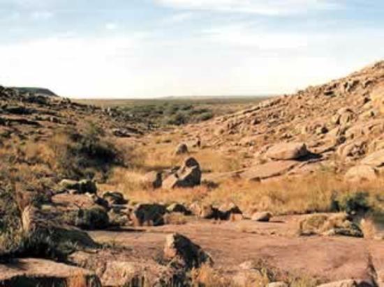 Province of La Pampa, Argentina: Lihuel Calel