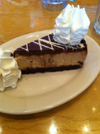 The Cheesecake Factory: Disappointed