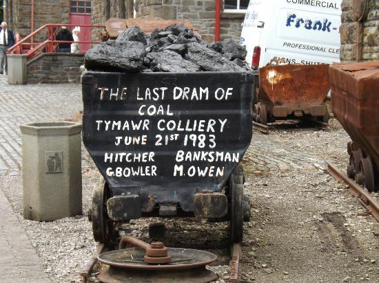 Rhondda Heritage Park: Last Dram of Coal