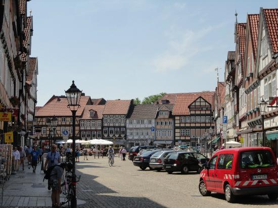 Ringhotel Celler Tor : Celle town