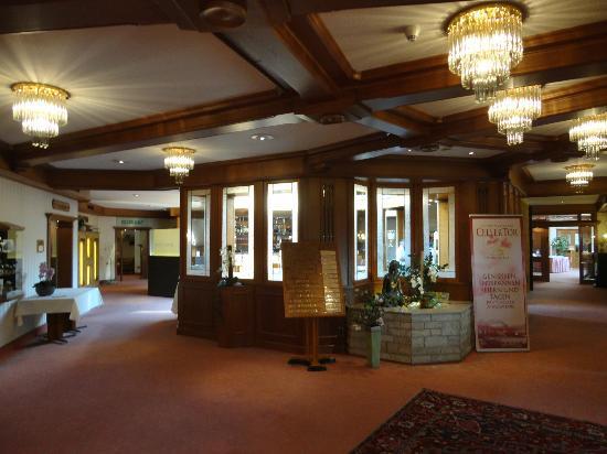 Ringhotel Celler Tor : Hotel