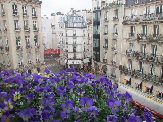 Hotel Relais Saint-Germain: View from room