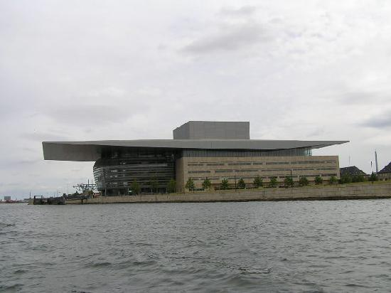 Copenhagen Star Hotel: The Opera House