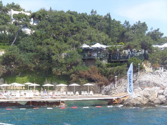 """Club Med Bodrum Palmiye : bronzer """"sur l'eau"""" et être tranquille"""