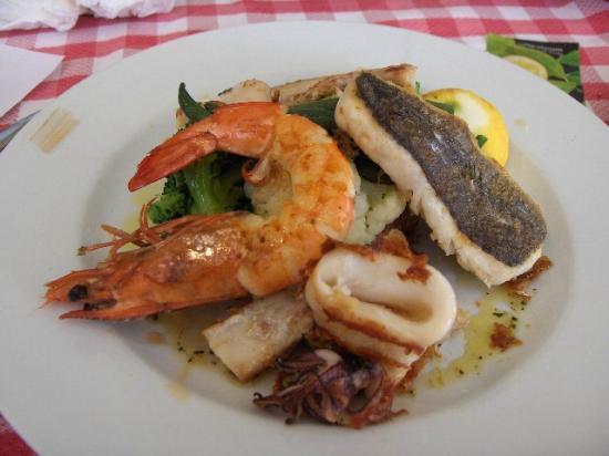 La Pappardella: Seafood Special