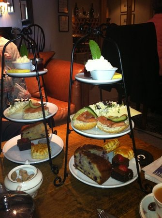 The Plough Inn: a delightful afternoon tea