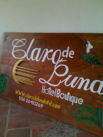 Hotel Claro de Luna: BEAUTIFUL GROUNDS