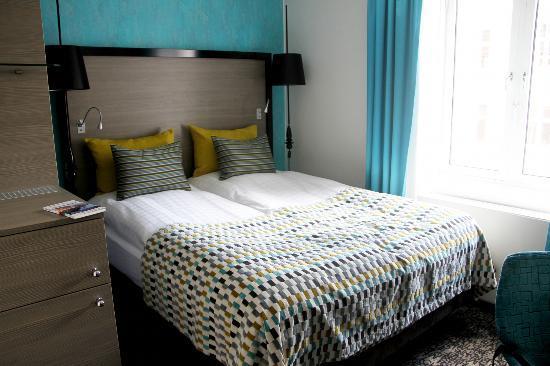 Andersen Boutique Hotel: Bedroom