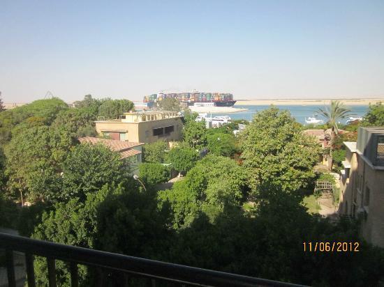 Red Sea Hotel: Suez Canal