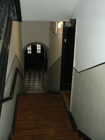 Residencial Milanesa: Wel paar trappenlopen naar tweede verdieping