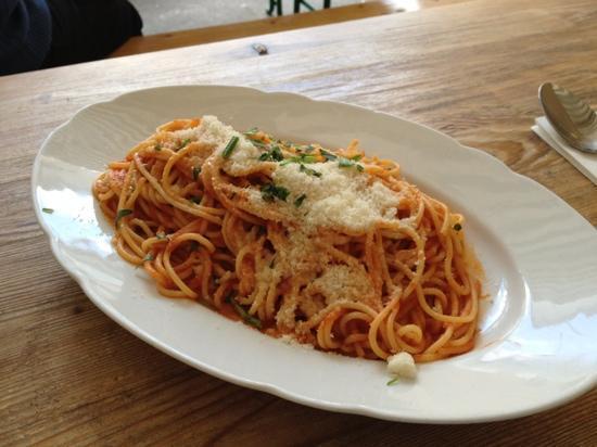 Da Cimino : spaghetti