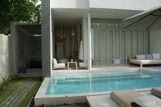 Garden pool villa picture of sala phuket resort and spa for 18 8 salon locations