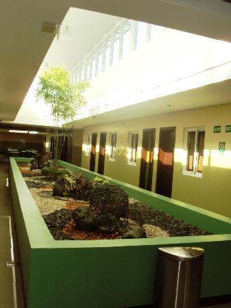 Go Hotels Tacloban: Nice atrium