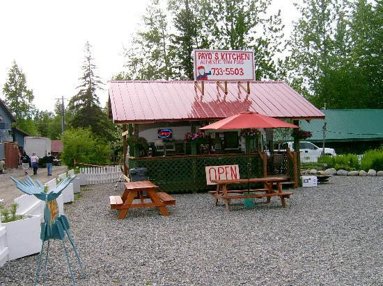 Payo's Thai Kitchen and Cabins: New Location, same great food and service !