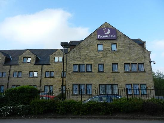 Premier Inn Huddersfield North Hotel : Hotel