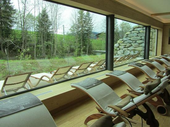 ERMITAGE Wellness- & Spa-Hotel: relaxing area
