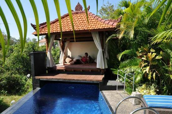 Jimbaran Cliffs Private Hotel & Spa: Cliff Edge Pool Room