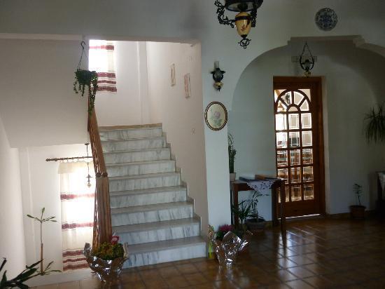 Armonia Hotel: traphal
