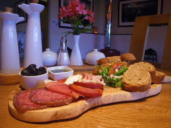 Active Cafaidh Platter