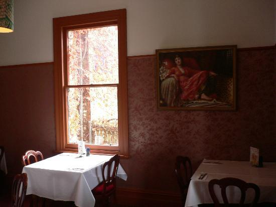 Yarra Valley Grand Hotel: The breakfast room