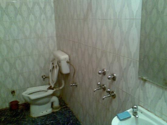 Hotel Marwari Niwas : Toilet