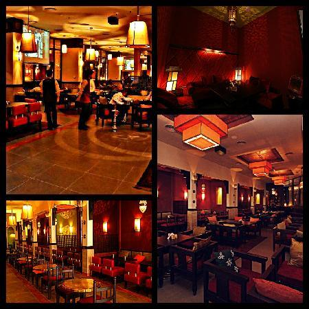 aroma restaurant cafe picture of aroma restaurant and cafe manama tripadvisor. Black Bedroom Furniture Sets. Home Design Ideas
