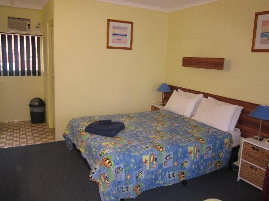 South Seas Motel: Queen bed