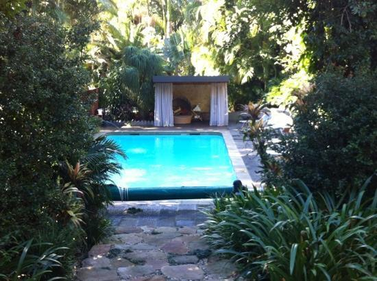Gaia Retreat & Spa: Swimming pool at Gaia Spa Centre