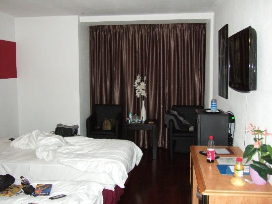 Batavia Hotel: My room