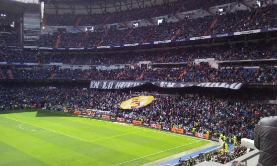 Estado Santiago Bernabéu
